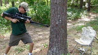 Download Shooting THROUGH Trees! PUBG in Real Life Video