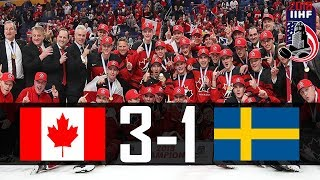 Download Canada vs Sweden | 2018 WJC GOLD MEDAL GAME | Highlights | Jan. 5, 2018 Video