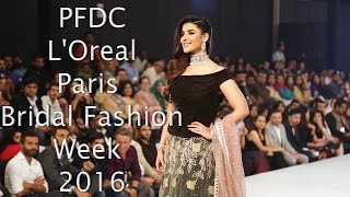 Download PFDC Loreal Bridal Fashion Week Lahore Pakistan 2016 Day 2 Part 1 Video