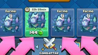 Download Clash Royale - Comment AVOIR des COFFRES LEGENDAIRES Gratuitement ? Video