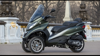 Download 2017 PIAGGIO MP3 500 SPORT Euro4 ESSAI auto-moto Video