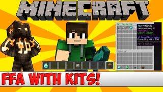 Download Minecraft Bukkit Plugin - Free For All (Kits) - Tutorial Video