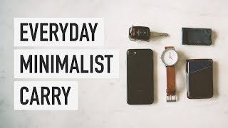 Download Everyday Minimalist Carry Video