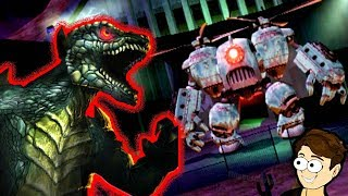Download GODZILLA (togera) VS ROBOTS SUPREMOS & Mas! - War of the Monsters *Guerra suprema de Monstruos!* Video