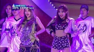 Download 【TVPP】T-ara N4 - Jeon Won Diary, 티아라 엔포 - 전원일기 @ Korea-China Kpop Concert Live Video