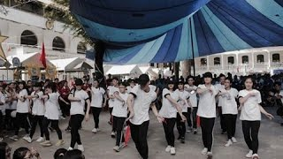 Download Bắc Kim Thang - Isaac (365 Daband) ft. OnlyC Flashmob Video