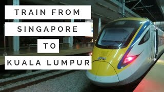 Download 🚆 How To Take Train From 🇸🇬 Singapore (Woodlands) to 🇲🇾 Kuala Lumpur (KL Sentral) | irene ijoli Video
