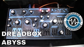 Download NAMM 2017: Dreadbox Abyss Four Voice Poly Video