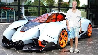 Download Justin Bieber New Car Collection & Private Jet ★ 2018 Video