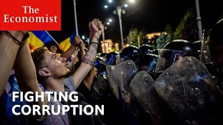 Download Can you really fight corruption?   The Economist Video