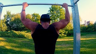 Download FleshPwner's Outdoor Workout | Street Workout Video