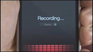 Download iPhone - iPad Voice Recognition now! Video