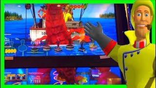 Download HOLY CRAP! What's that Big Lobster Worth? Lucky Larry Lobstermania 3 Slot Machine Video