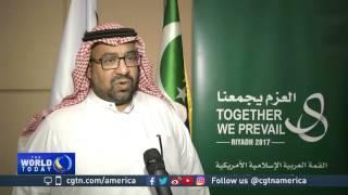 Download Saudi Arabia prepares for Trump's first overseas trip Video