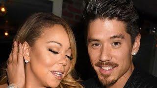 Download Mariah Carey Cuddles Up to New Beau Bryan Tanaka at NYC Screening of 'Mariah's World' Video