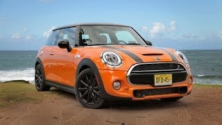 Download 2014 MINI Cooper S Review Video