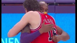 Download Kobe Bryant to Pau Gasol Video