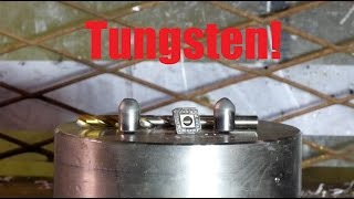 Download Can you crush tungsten bit with hydraulic press? Video