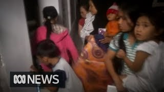 Download Indonesia earthquake leaves at least 82 dead in Lombok and Bali as residents fear tsunami Video