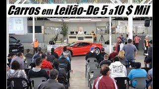Download Nesse Leilão Separei 13 Carros Top pra Você de 5 a 10 Mil Reais Video