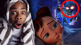 Download REACTING TO THE MOST SCARY ANIMATIONS #2 (DO NOT WATCH AT 3AM) Video