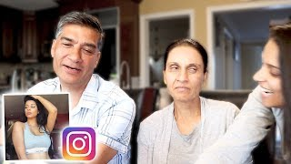 Download The Time My Real Parents React To My Instagram Pictures (Day 944) Video