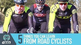 Download 5 Things Triathletes Can Learn From Road Cyclists Video