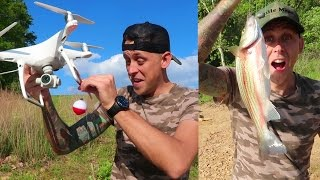 Download EPIC DRONE FISHING!! ( IT WORKS ) Video