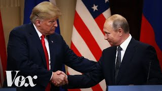 Download Trump and Putin: A surreal moment in US politics Video
