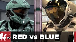 Download Season 14, Episode 13 - Death Battle: Meta vs. Carolina: Dawn of Awesome | Red vs. Blue Video
