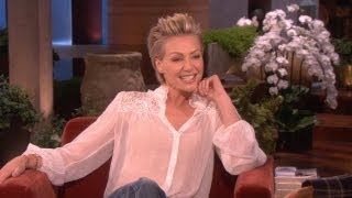 Download Jennifer Aniston Finds Out About Ellen and Portia's Marriage Video
