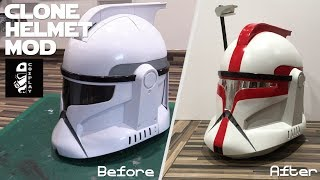 Download Hasbro Clone Trooper Helmet Conversion Video