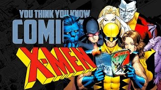 Download X-Men - You Think You Know Comics? Video
