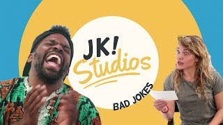 Download BAD JOKE CHALLENGE - Try Not to Laugh! Video
