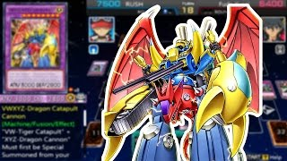 Download Yu-Gi-Oh! ARC-V Tag Force Special - VWXYZ-Dragon Catapult Cannon! Video