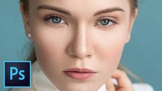 Download High-End Skin Retouching & Sculpting in Photoshop Video