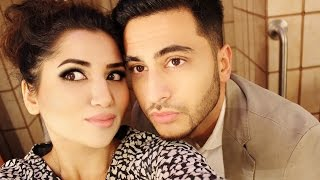 Download Challenge   Fiance/Husband/Boyfriend Does My Makeup Tag   Fictionally Flawless Video