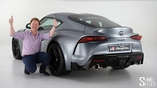 Download I've BOUGHT a New Toyota GR SUPRA! | FIRST LOOK Video