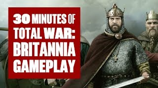 Download 30 minutes of Total War: Thrones of Britannia Gameplay (Campaign/Battle) Video