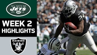 Download Jets vs. Raiders | NFL Week 2 Game Highlights Video