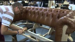 Download Timeless Chesterfield Sofa being made in our workshop Video