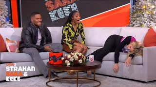 Download Michael, Sara And Keke's Most Embarrassing Stranger Moments Video