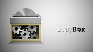 Download BusyBox Nasıl Kurulur? Video