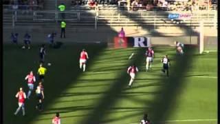 Download OL - Arsenal le doublé de Lotta Schelin Video