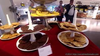 Download GoPro | Phenomenal Arlanda Airport Stockholm | Terrific Duty Free Shopping | Flight EK157 Video