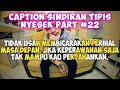 Caption Sindiran Tipis Nyesek (status wa/status foto) - Quotes Remaja Part #22
