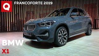 Download BMW X1 Restyling 2020: nuovo design e Plug-In, ma dentro.. Video