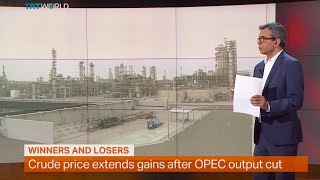 Download Money Talks Winners & Losers: Rising crude oil prices Video