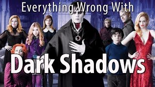 Download Everything Wrong With Dark Shadows In 16 Minutes Or Less Video