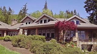 Download A Rare Architectural Estate in Issaquah, Washington Video